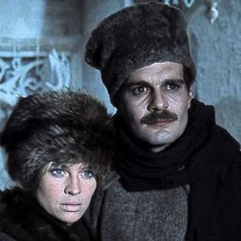 Julie Christie em Doctor Zhivago, 1965