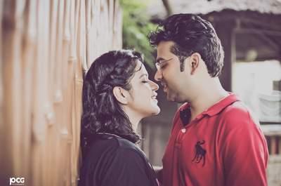 Atirek and Aastha's Bizarre and Wonderful Jungle Wedding