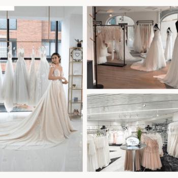 Brautmoden-Läden in der Schweiz