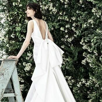 Carolina Herrera. Coleção Primavera 2020.