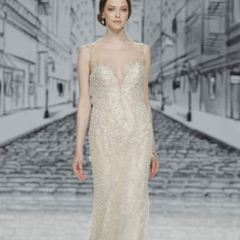 Photo : Justien Alexander - Barcelona Bridal Fashion Week