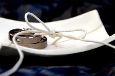 DIY für die Hochzeit: Ringschälchen selber machen!