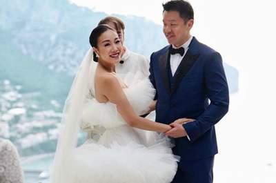Assim é um casamento multimilionário... com 3 dias de duração!