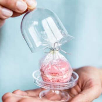 Mini support avec couvercle 3 pièces - The Wedding Shop