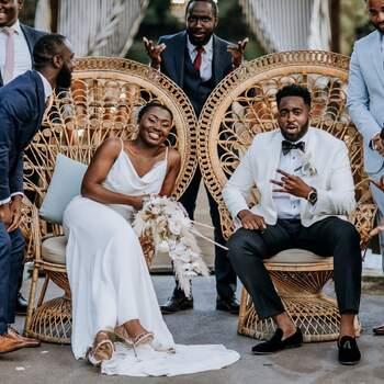 Post-wedding fun