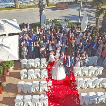 Ceremonia | Foto: Dronefels