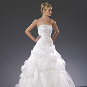 Robe de mariée Christine Couture 2013 - modèle Baccarat