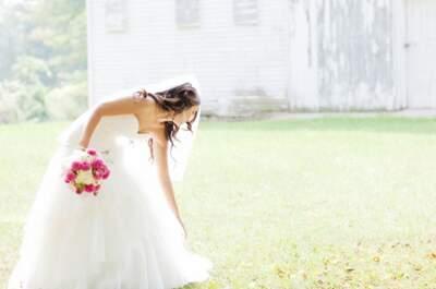 Tre caratteristiche della sposa minimalista