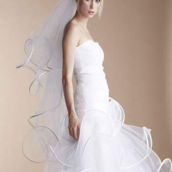 Robe de mariée Suzanne Ermann 2013, modèle Nyne - Photo : Suzanne Ermann