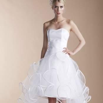 Robe de mariée Suzanne Ermann 2013, modèle Nathalia - Photo : Suzanne Ermann
