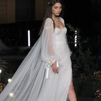 Marchesa. Credits: Valmont Barcelona Bridal Fashion Week