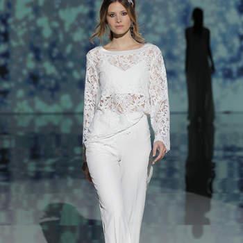 Marylise Rembo Styling. Credits: Barcelona Bridal Fashion Week