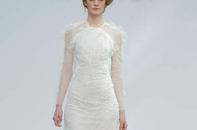 Robes de mariée courtes : les modèles qui vont vous faire craquer !