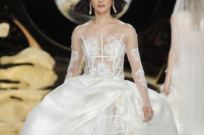Laissez-vous surprendre par les robes de mariée les plus originales de 2017 !