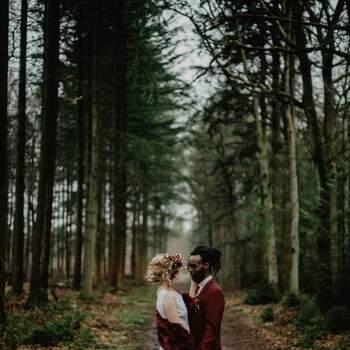 Styled Wedding Shoot: A Touch of Rain   Foto: Anna Dovgopolaya