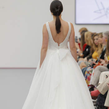 Créditos: Hannibal Laguna | Madrid Bridal Week