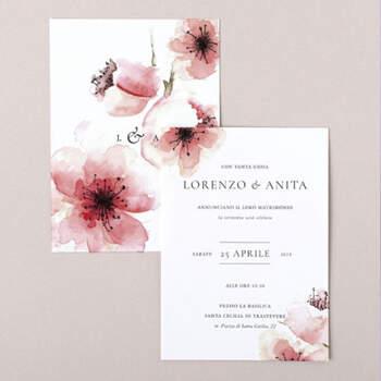Invitaciones Cherry Blossom- Compra en The Wedding Shop
