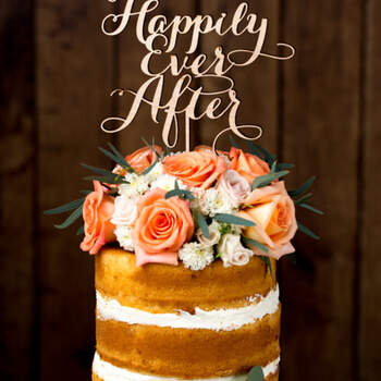 Foto Etsy - Naked Cake con flores