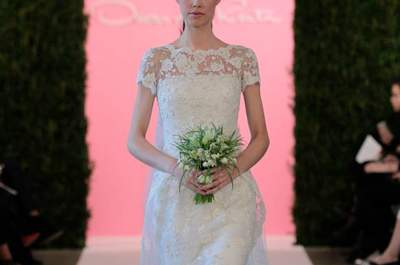 Oscar de la Renta 2015: la sposa più glamour dalla New York Bridal Week