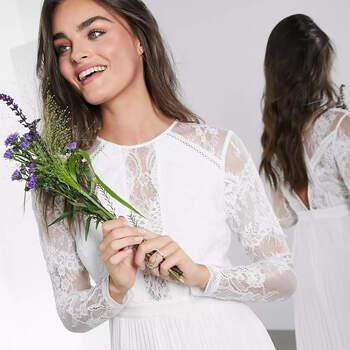 Brautkleid von Asos jetzt auf Brautkleider.online shoppen. ID: 319429