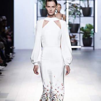 New York Fashion Week S/S 2018. Credits: Cushnie et Ochs