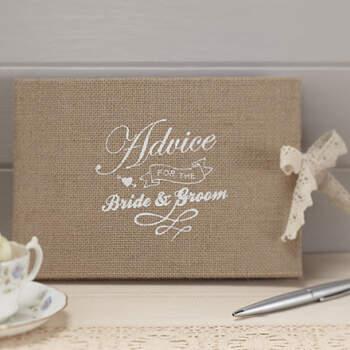 Libro De Firmas Amor Vintage- Compra en The Wedding Shop