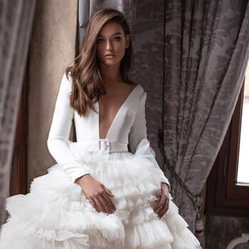 Milla Nova  - Vestido Princesa 2021