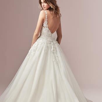 Foto: Vestidos de novia Rebecca Ingram | vestidos de novia