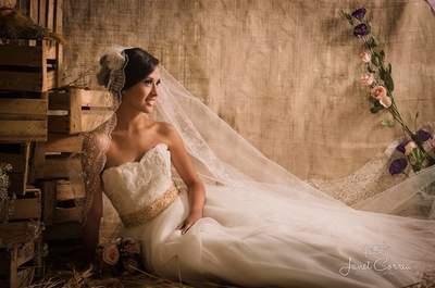 Cinco claves para dar con el vestido de novia que siempre soñaste