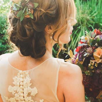 75 coiffures de mariage 2017 pour être la plus belle!