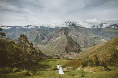 Los 10 mejores fotógrafos en Arequipa para tu matrimonio. ¡La Ciudad Blanca es cuna de artistas!