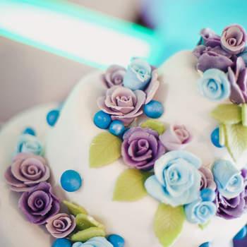 Solo para ti los mejores diseños en pastelería para tu boda. Foto de Trouwfotografie & Feeststudio