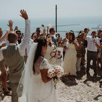 De magische weekendbruiloft van Tim en Anya in Sicilië!   Foto: Joran Looij Photography