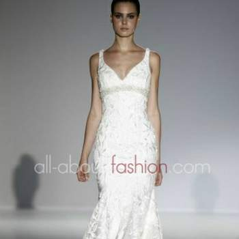 Robe de mariée collection 2013 - Crédit photo: Franc Sarabia