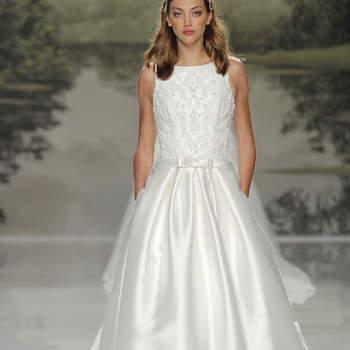 St. Patrick. Credits- Barcelona Bridal Fashion Week