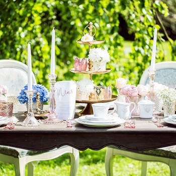 Credits: Shabby Chic Events