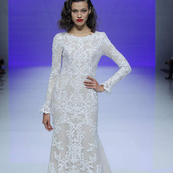 Maggie Sottero. Credits: Barcelona Bridal Fashion Week