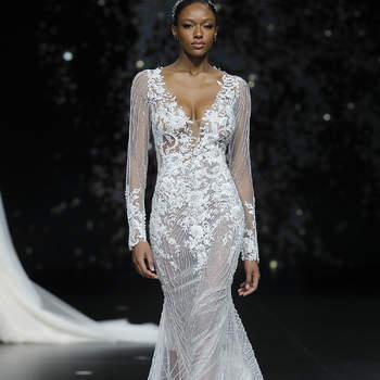 Créditos: Pronovias   Barcelona Bridal Fashion Week