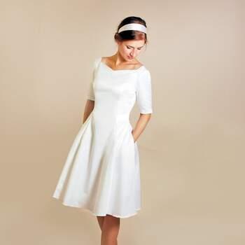 Brautkleid von Etsy jetzt auf Brautkleider.online shoppen. ID: 252550