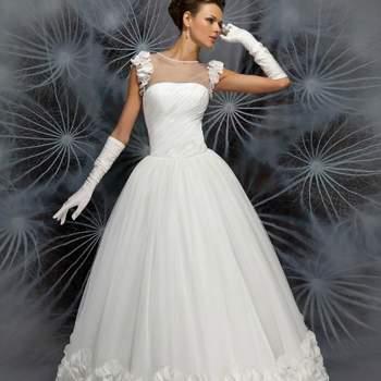 Robe de mariée Oksana Mukha 2013, modèle Melodika