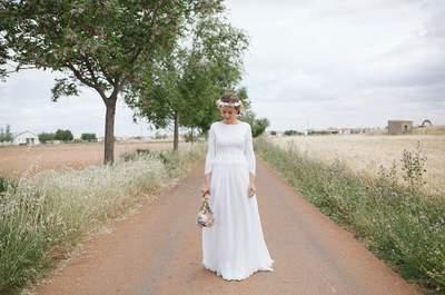 8 cosas que cualquier novia debe tener en cuenta antes de elegir su vestido