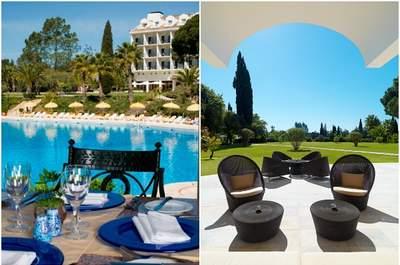 Realize o seu casamento rodeado de luxo e sofisticação no Penina Hotel & Golf Resort