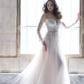 Vestido Pamela - Maggie Sottero | Foto: divulgação