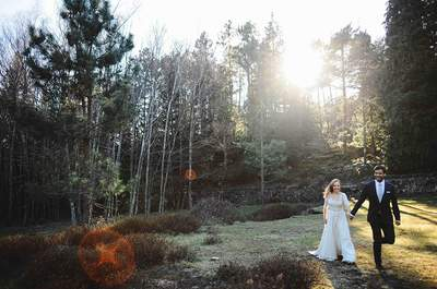 Casar ao estilo rústico em 2016: os elementos que não podem faltar!