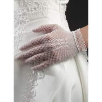 Gants de mariée Diva. Crédit photo : Mariage-pronoce