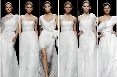 Como escolher meu vestido de noiva se não tenho corpo de modelo?