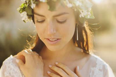 Scopri i segreti per essere una sposa bellissima e naturalmente sensuale!