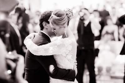 Michelly e Felipe: casamento clássico no Copacabana Palace com noiva grávida maravilhosa!