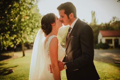 El amor, la mejor medicina: la boda de Lara y Rui
