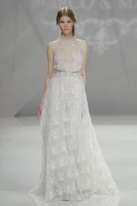 Vestidos de novia vintage 2017